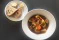 12.6野菜たっぷりビーフシチュー