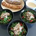 2017.5.22夏野菜のチーズスープサラダ